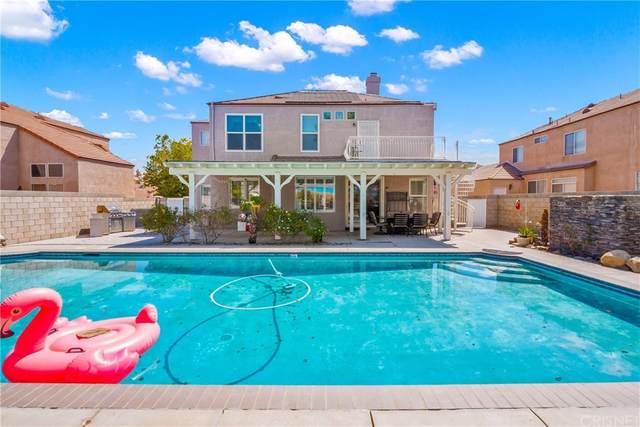 38855 Calistoga Street, Palmdale, CA 93551 (#SR21161248) :: Twiss Realty