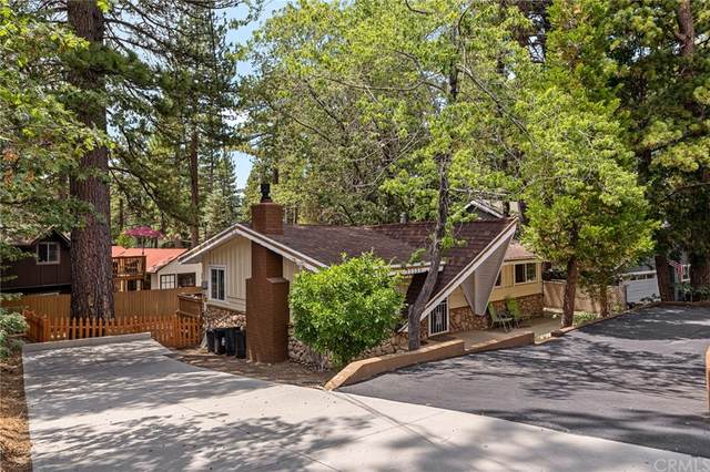 32155 West Drive, Running Springs, CA 92382 (#EV21162380) :: Eight Luxe Homes