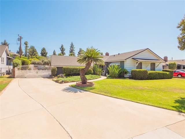 728 W Adams Park Drive, Covina, CA 91722 (#CV21152791) :: The Marelly Group | Sentry Residential