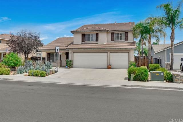 41984 Trinity River Way, Murrieta, CA 92562 (#SW21162333) :: The Marelly Group | Sentry Residential