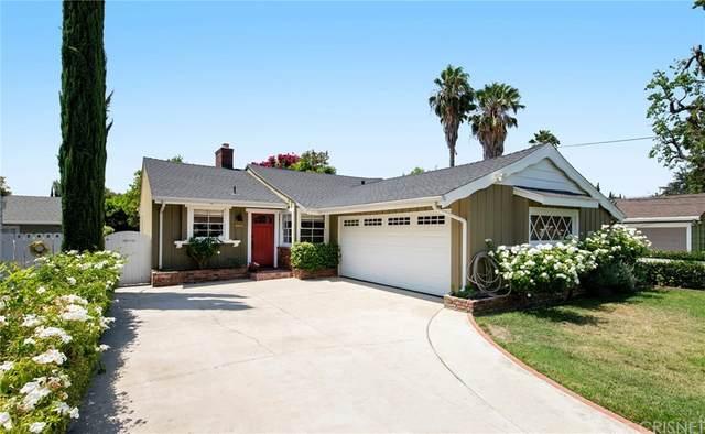 15428 Vose Street, Van Nuys, CA 91406 (#SR21148630) :: Powerhouse Real Estate