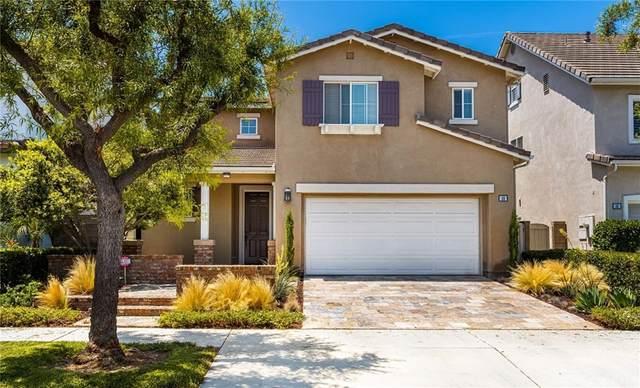10 Pacific, Irvine, CA 92602 (#PW21156800) :: The Kohler Group