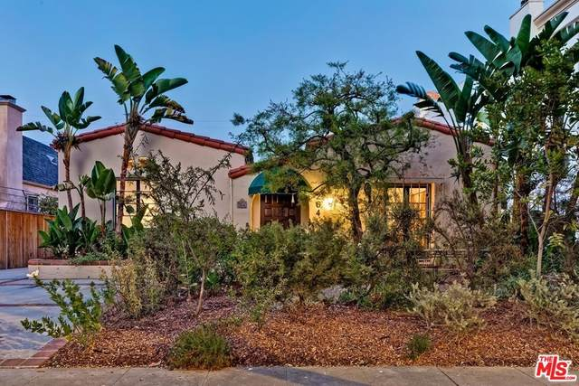 264 S Almont Drive, Beverly Hills, CA 90211 (#21764180) :: Mint Real Estate