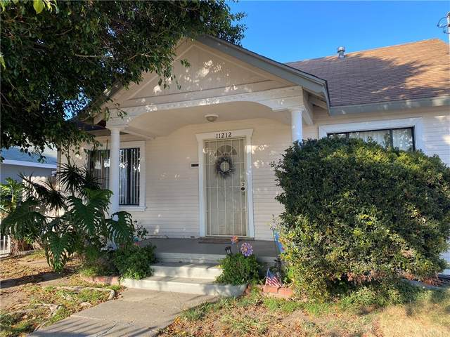 11212 S Grevillea Avenue, Inglewood, CA 90304 (#IV21162397) :: Cochren Realty Team | KW the Lakes
