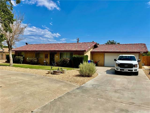 21115 Geronimo Road, Apple Valley, CA 92308 (#IV21162364) :: The Costantino Group | Cal American Homes and Realty