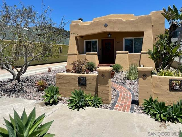 4547 Cleveland Ave, San Diego, CA 92116 (#210020912) :: Jett Real Estate Group