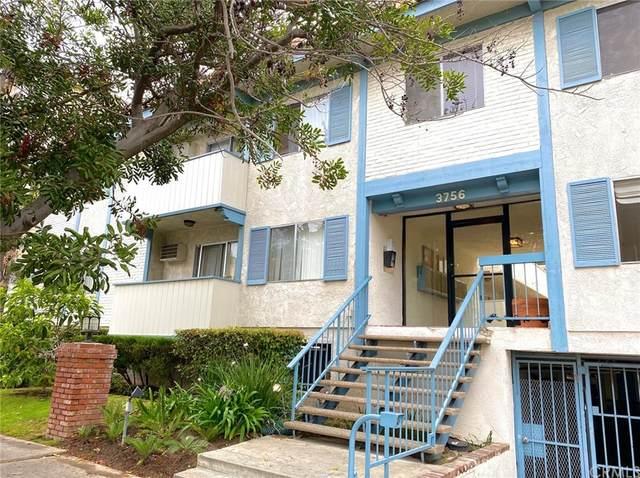 3756 Bagley Avenue #201, Los Angeles (City), CA 90034 (#IN21162389) :: Millman Team