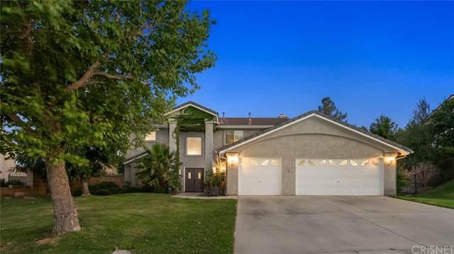 7148 Dana Drive, Palmdale, CA 93551 (#SR21162429) :: Twiss Realty