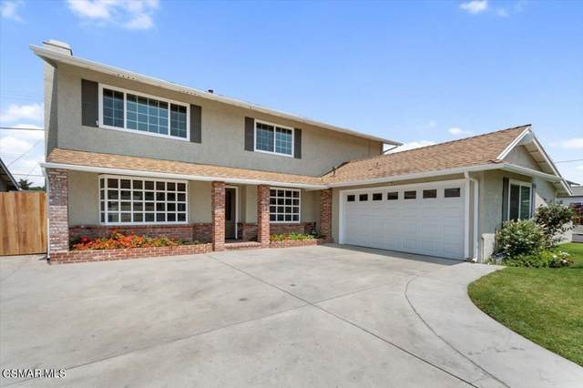 2195 Medina Avenue, Simi Valley, CA 93063 (#221004061) :: The Marelly Group | Sentry Residential