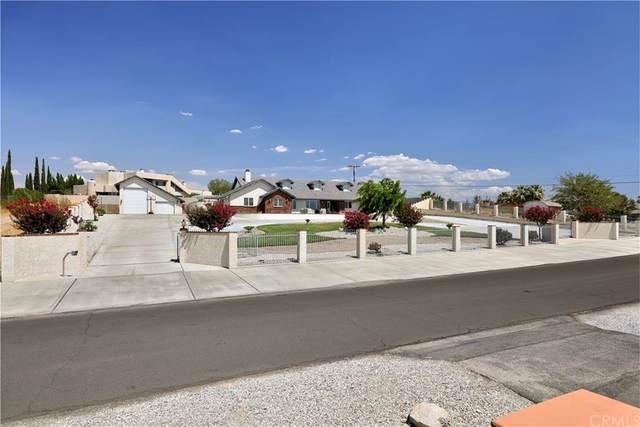 14315 Pamlico Road, Apple Valley, CA 92307 (#CV21162442) :: The Costantino Group | Cal American Homes and Realty