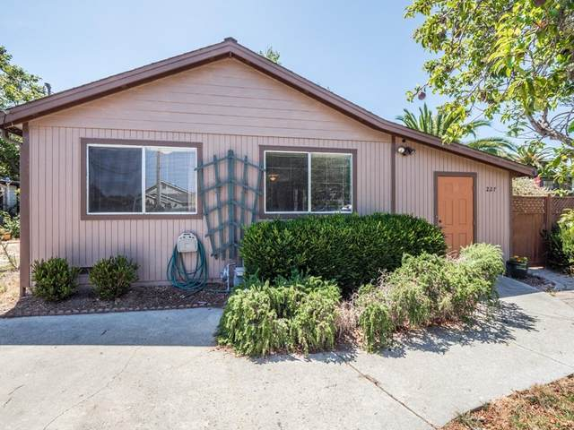 227 Fair Avenue, Santa Cruz, CA 95060 (#ML81854434) :: The Marelly Group | Sentry Residential