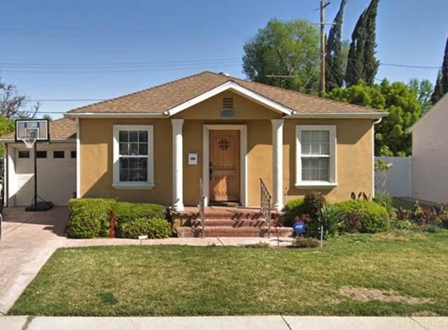 17333 Collins Street, Encino, CA 91316 (#SR21162459) :: RE/MAX Masters