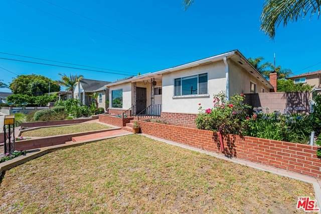 2607 S Patton Avenue, San Pedro, CA 90731 (#21764610) :: Latrice Deluna Homes