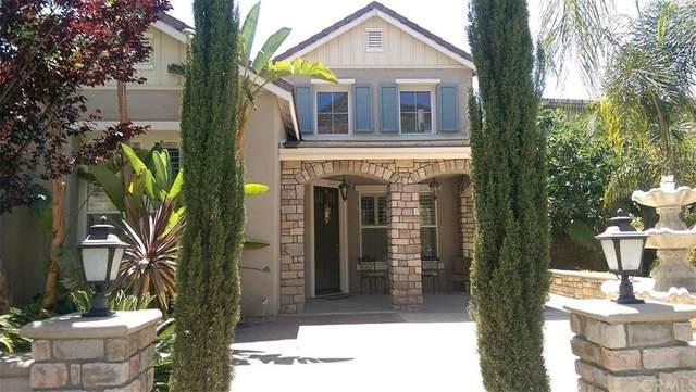 35739 Stock Street, Murrieta, CA 92562 (#SW21162469) :: EXIT Alliance Realty