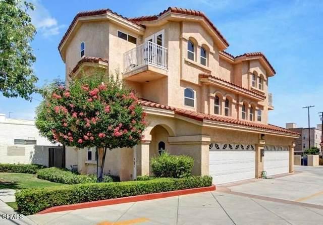 136 N 3rd A, Alhambra, CA 91801 (MLS #P1-5883) :: CARLILE Realty & Lending