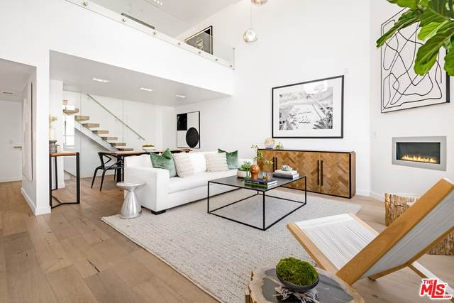 720 Huntley Drive #209, West Hollywood, CA 90069 (#21764944) :: Compass