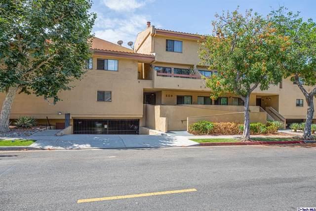 350 Burchett Street #104, Glendale, CA 91203 (#320006935) :: Realty ONE Group Empire