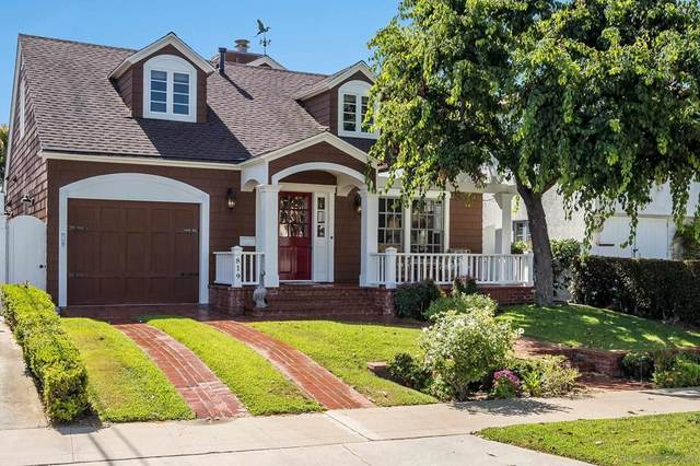 819 San Luis Rey Ave, Coronado, CA 92118 (#210020929) :: The Kohler Group