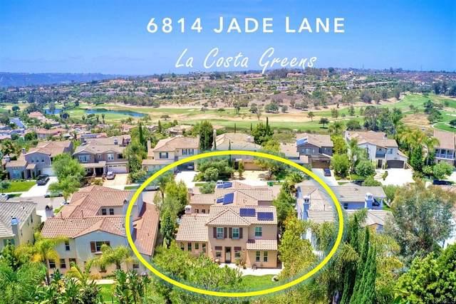 6814 Jade Lane, Carlsbad, CA 92009 (#NDP2108640) :: The Kohler Group