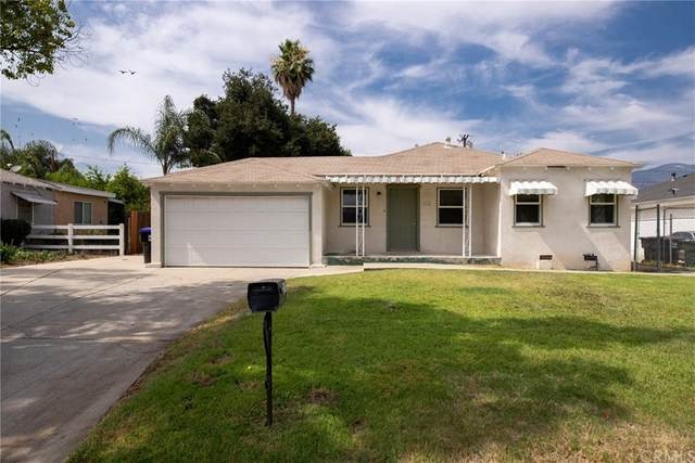 934 W. 28Th. St., San Bernardino, CA 92405 (#IV21162390) :: The Marelly Group | Sentry Residential