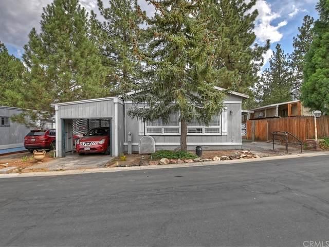 391 Montclair Drive #167, Big Bear, CA 92314 (#EV21162487) :: Powerhouse Real Estate
