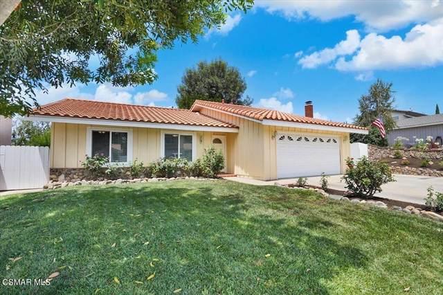 2193 Aspenpark Court, Thousand Oaks, CA 91362 (#221004066) :: The Marelly Group | Sentry Residential