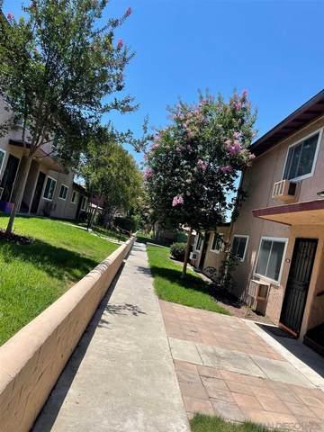 9727 Winter Gardens Blvd #94, Lakeside, CA 92040 (#210020931) :: Powerhouse Real Estate