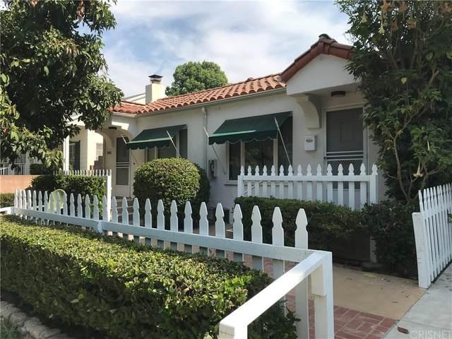 4224 Gentry Avenue, Studio City, CA 91604 (#SR21162506) :: Jett Real Estate Group