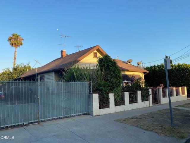 844 N Coronado Terrace, Los Angeles (City), CA 90026 (#P1-5885) :: Frank Kenny Real Estate Team