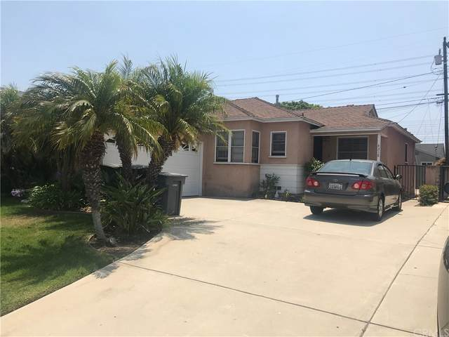 4318 W 176th Street, Torrance, CA 90504 (#PW21160497) :: Cochren Realty Team | KW the Lakes