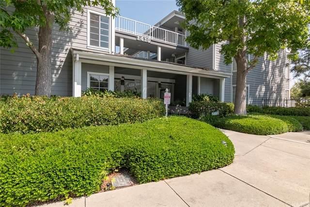 1410 Brett Place #239, San Pedro, CA 90732 (#SB21162128) :: Latrice Deluna Homes