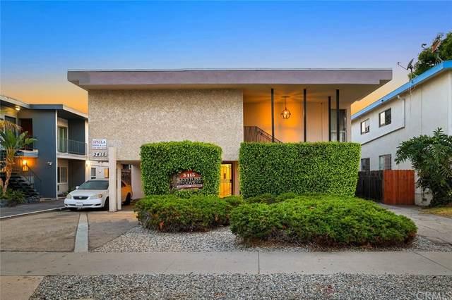 3415 Keystone Avenue, Los Angeles (City), CA 90034 (#CV21156564) :: Millman Team