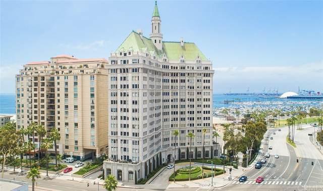 800 E Ocean Boulevard #1109, Long Beach, CA 90802 (MLS #PW21162498) :: CARLILE Realty & Lending