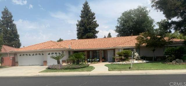 2419 Trevor Court, Madera, CA 93637 (#MD21161150) :: The Marelly Group | Sentry Residential
