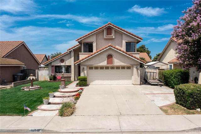 13548 Ardmore Place, Chino, CA 91710 (#IV21162531) :: The Marelly Group | Sentry Residential