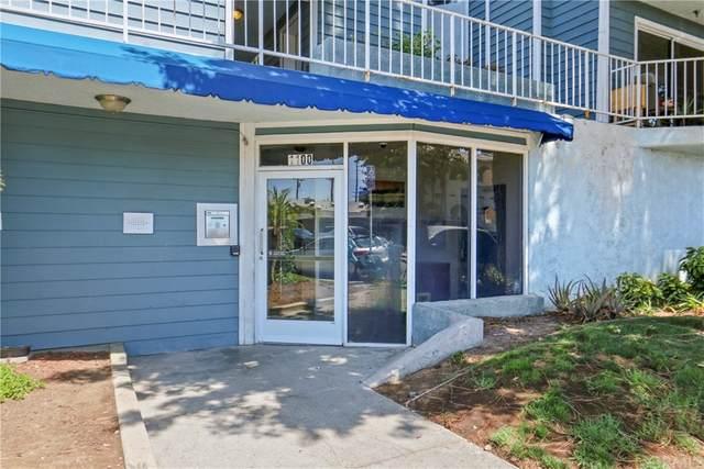 1100 Euclid Avenue #113, Long Beach, CA 90804 (MLS #PV21156558) :: CARLILE Realty & Lending
