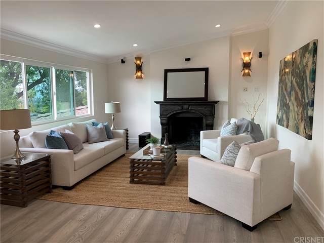 22228 Cass Avenue, Woodland Hills, CA 91364 (#SR21162571) :: Eight Luxe Homes