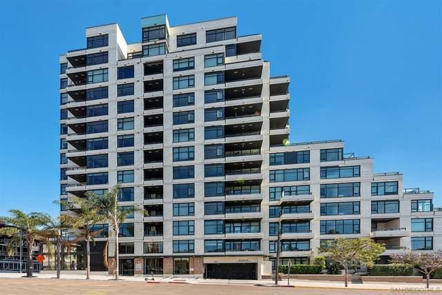 475 Redwood St. #1006, San Diego, CA 92103 (#210020944) :: Jett Real Estate Group