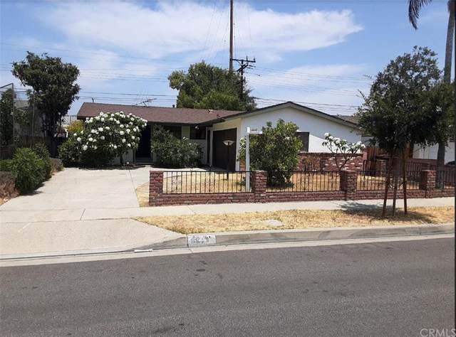 9879 Brockway Street, El Monte, CA 91733 (#TR21162575) :: The DeBonis Team