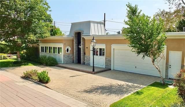 16 La Linda Drive, Long Beach, CA 90807 (MLS #PW21162146) :: CARLILE Realty & Lending