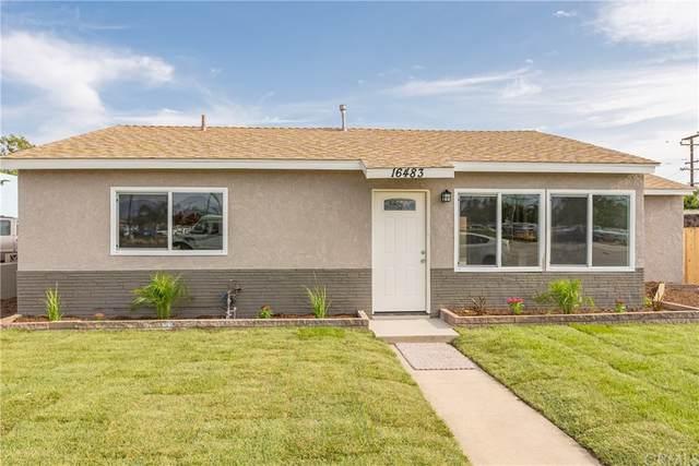 16483 Valley Boulevard, Fontana, CA 92335 (#CV21162600) :: The DeBonis Team