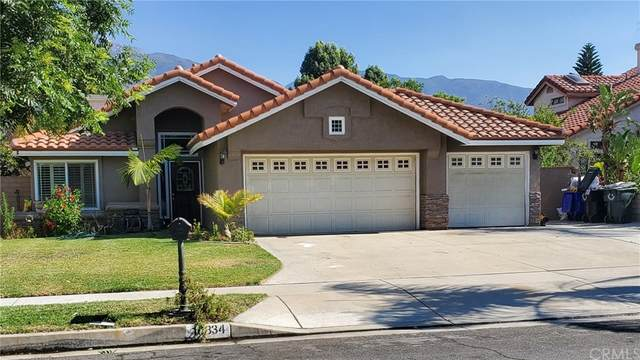 10834 Modoc Street, Rancho Cucamonga, CA 91701 (MLS #IV21162602) :: CARLILE Realty & Lending