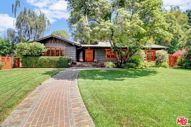 751 E Woodbury Road, Altadena, CA 91001 (#21764960) :: Eight Luxe Homes