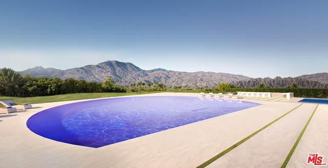 81555 Baffin Avenue, La Quinta, CA 92253 (#21764950) :: Jett Real Estate Group