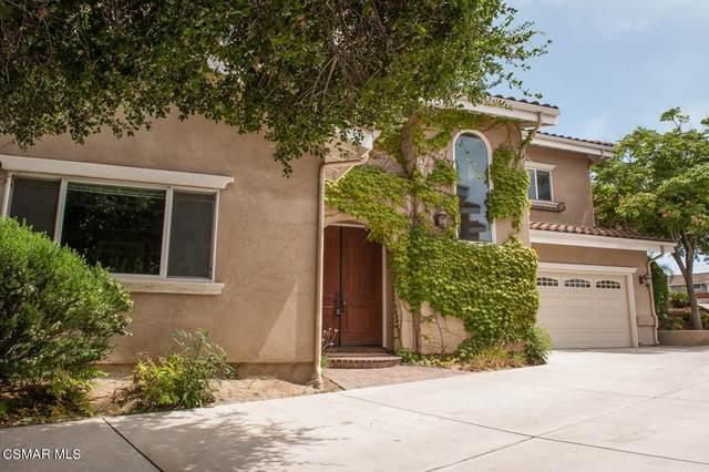 1595 E Avenida De Las Flores, Thousand Oaks, CA 91362 (#221004072) :: The Marelly Group | Sentry Residential