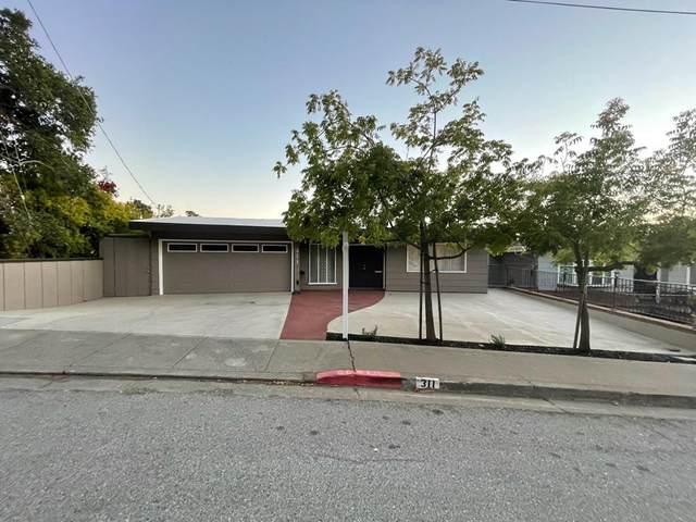 311 Dartmouth Avenue, San Carlos, CA 94070 (#ML81855237) :: The DeBonis Team
