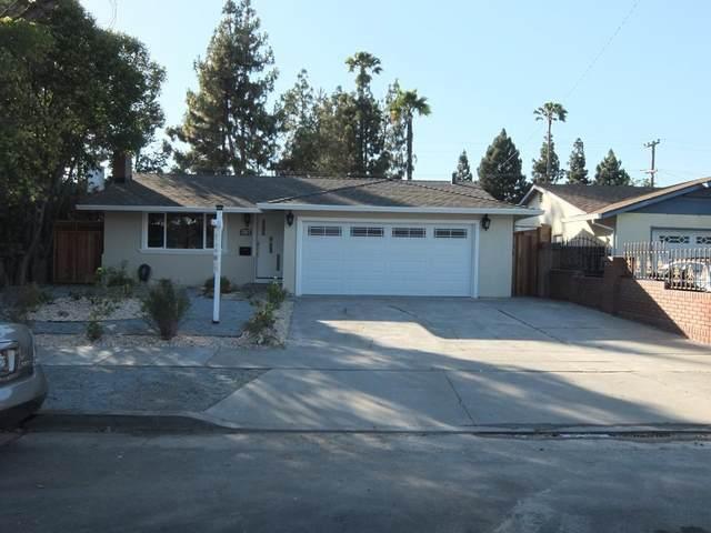 1767 Chaucer Drive, San Jose, CA 95116 (#ML81855232) :: The DeBonis Team