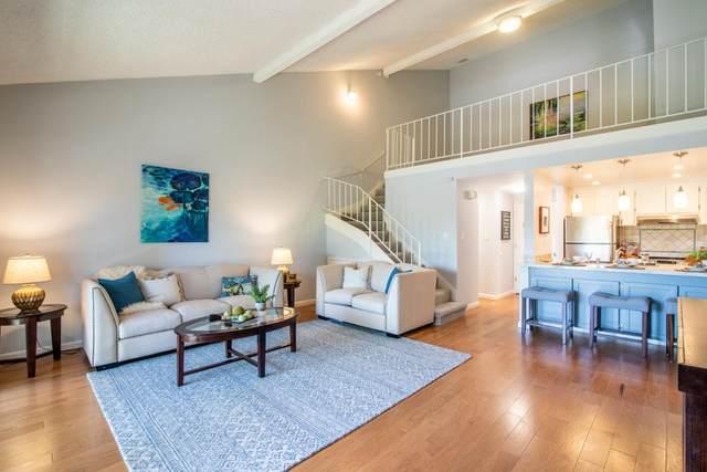 707 Fathom Drive #203, San Mateo, CA 94404 (#ML81855241) :: Eight Luxe Homes