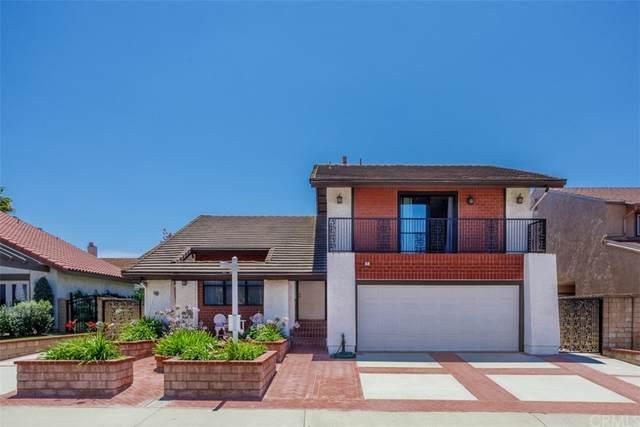 7 Carlton, Irvine, CA 92620 (#PW21162613) :: Team Tami
