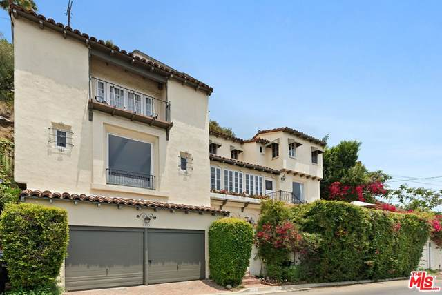8251 Hollywood Boulevard, Los Angeles (City), CA 90069 (#21764968) :: Steele Canyon Realty